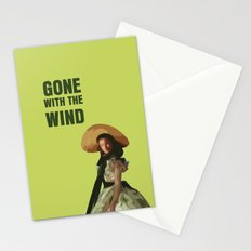 Gone With The Wind Stationery Cards