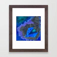 Ladybird Origami 4 Framed Art Print