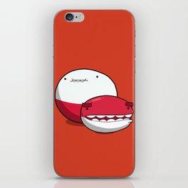 Pokémon - Number 100 & 101 iPhone Skin