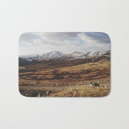 Mosquito Pass Rocky Mountains Bath Mat