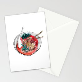 Ramen Stationery Cards