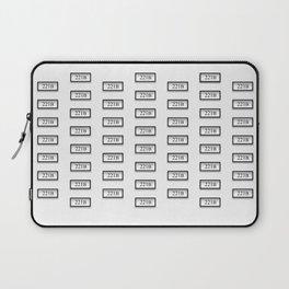 221B Laptop Sleeve