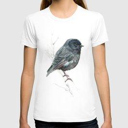 Black Robin T-shirt