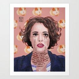 Fleabag Art Print
