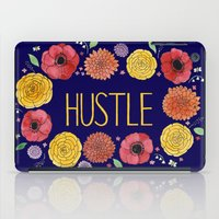 hustle iPad Cases featuring Hustle by Yardia