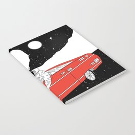 Passing Dream Notebook