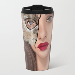 night owl Travel Mug
