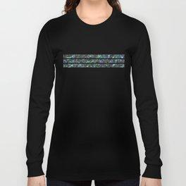 Abalone Shell | Paua Shell | Natural Long Sleeve T-shirt