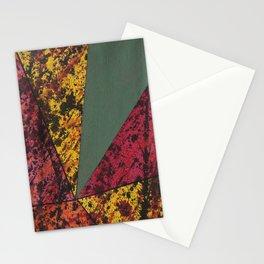 Corner Splatter # 14 Stationery Cards