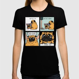 Another Wrinkle Pug T-shirt