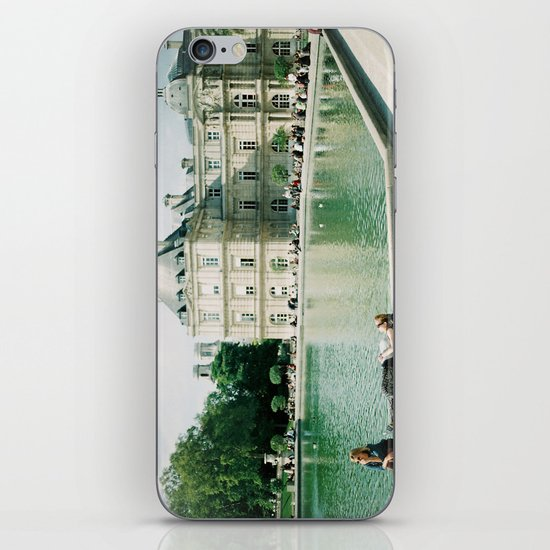 Summers Day iPhone & iPod Skin