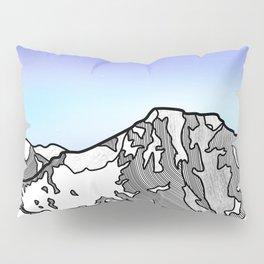 Ben Nevis Scotland Pillow Sham