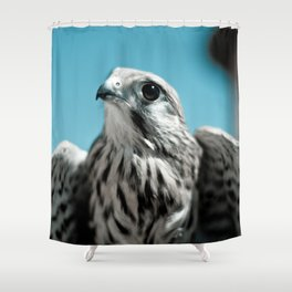 Love Bird Shower Curtain