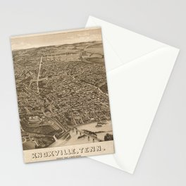 Knoxville 1866 Stationery Cards