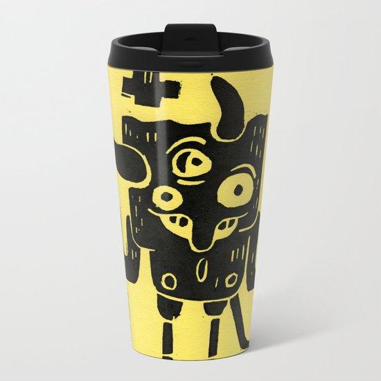 devil Metal Travel Mug
