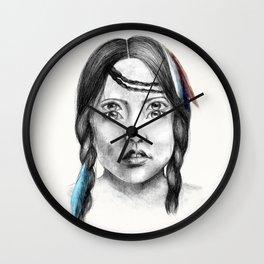 4EYES Wall Clock