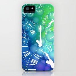 Time bubble iPhone Case