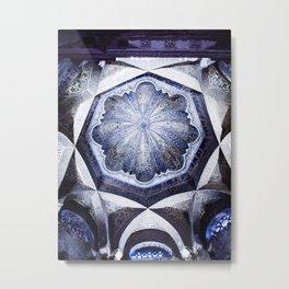 Mosque of Cordoba, Spain Metal Print