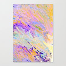 Noone would know Canvas Print