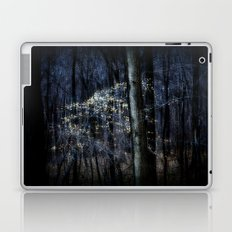 Late Fall In The Forest Laptop & iPad Skin