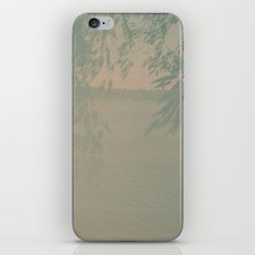 Bushy Cherry Picker iPhone & iPod Skin