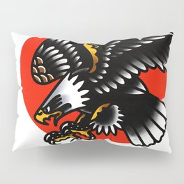 American traditional eagle Pillow Sham