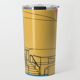 McLaughlin Planetarium Travel Mug