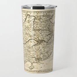 L'Empire de la Chine, Map of China (1764) Travel Mug