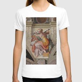"Michelangelo ""The Libyan Sibyl"" T-shirt"