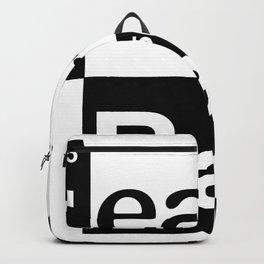 Breaking Bad Logo - Breakfast, eggs,bacon- Heisenberg - TV Backpack
