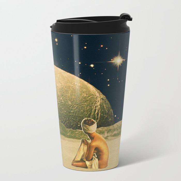 Relax Metal Travel Mug