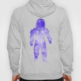 Rave Invaders PLUR Space Force Astronaut Hoody