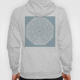 Dedication to Lucy (gray-blue) Hoody