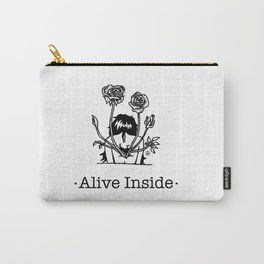 Alive Inside Carry-All Pouch