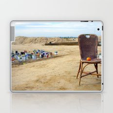 Come and sit  Laptop & iPad Skin