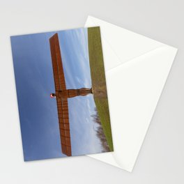 Angel of the North 1 Stationery Cards