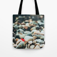 A Bit of Red Tote Bag