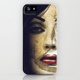 Gilt iPhone Case