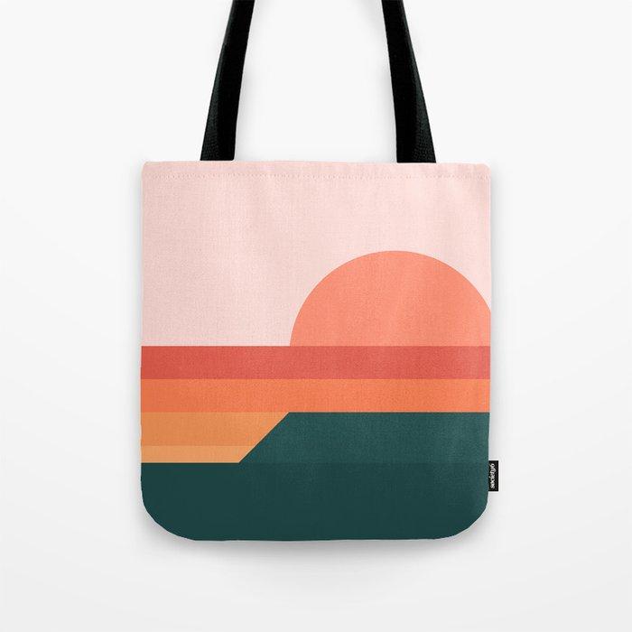 Sunseeker 08 Landscape Tote Bag