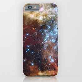 Grand star-forming region R136 in NGC 2070 iPhone Case