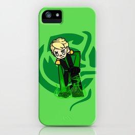 Green Lloyd iPhone Case