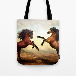 Stallion Ballet Tote Bag