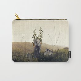 Forest Angel Carry-All Pouch