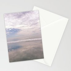 Reflection on the Water Stationery Cards