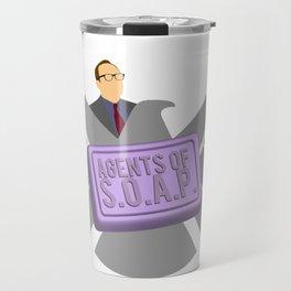 Agents Of SOAP Travel Mug