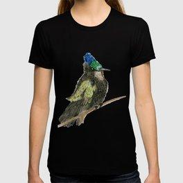 Antillean Crested Hummingbird T-shirt
