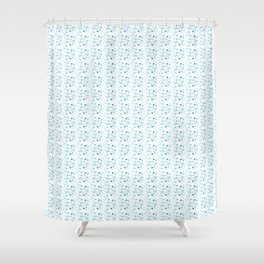 Mini Impressions: BABY'S BREATH Shower Curtain