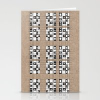 quilt Stationery Cards featuring Quilt by Finn Wild