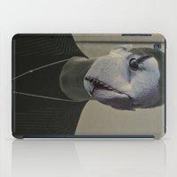 depeche mode iPad Cases featuring Gahan ,  the  Depeche  Monster   by SZILVIO KOLLÁZS