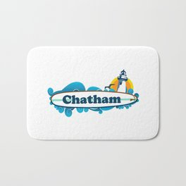 Chatham Ligthhouse  Bath Mat
